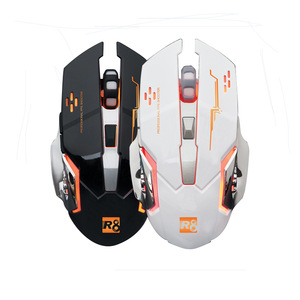R8 Gaming Mouse 1710B Wireless Charging