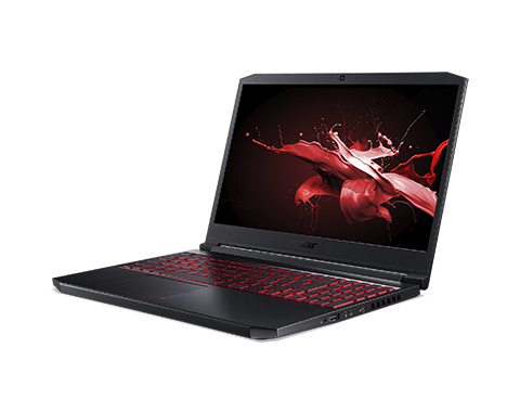 "Acer Nitro7 I7/8gb/256gb SSD/4gb GTX 1650/9th/15.6"" Gaming Laptop (AN715-51-796C)"