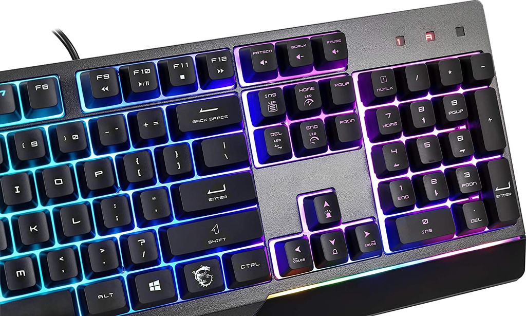 MSI Gaming Keyboard Vigor GK30