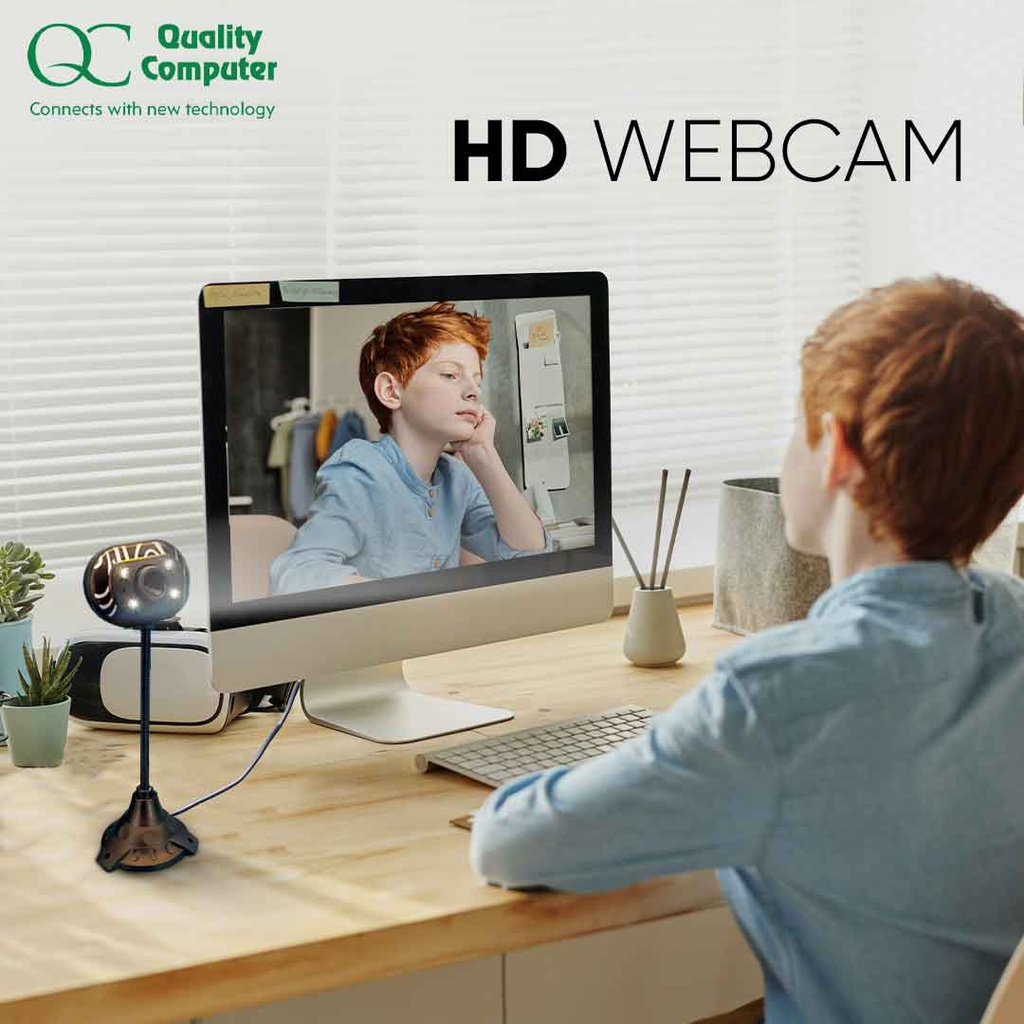 Digital HD Web Camera
