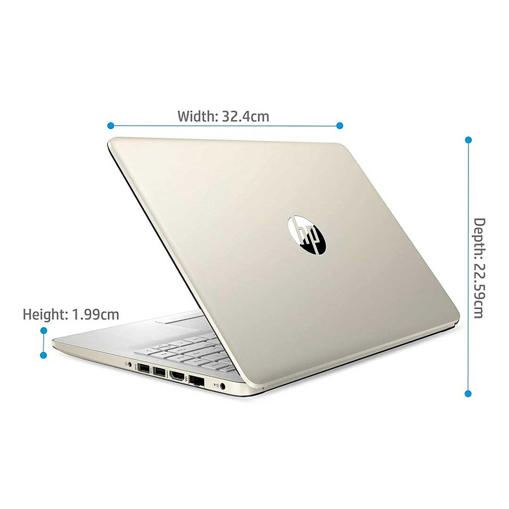"HP (14S-CF3064TU) I5/4gb/1tb/10th/14""FHD/Win10 Notebook"