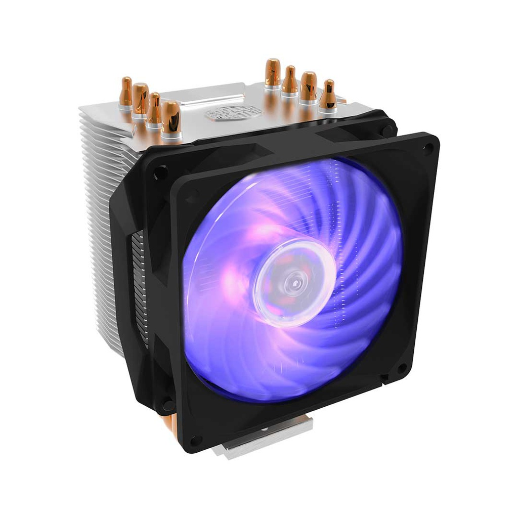 Cooler Master RGB Gaming Cooling Fan H410R