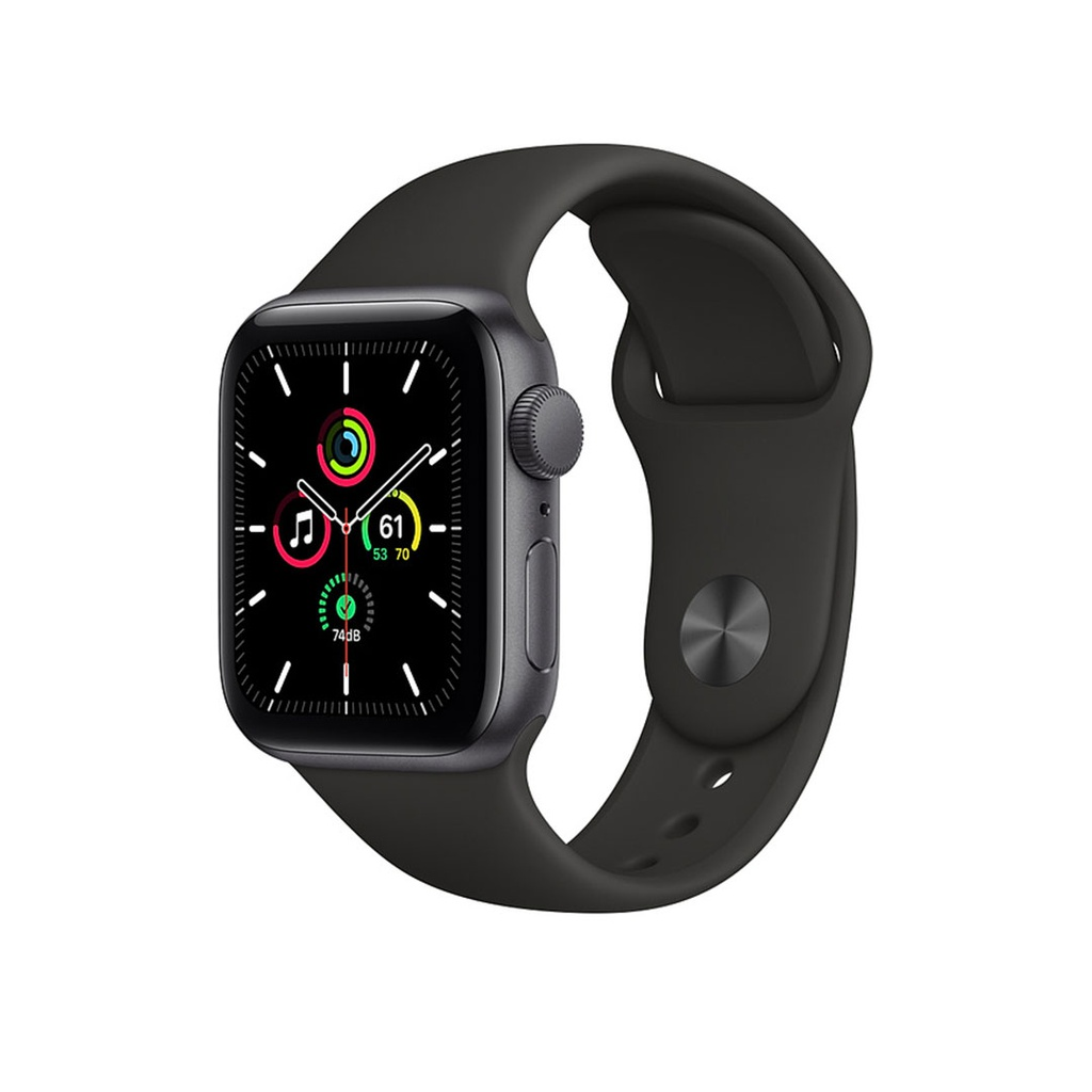 Apple Watch SE (40mm, Space Grey, Aluminum, GPS)