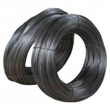 Black Banding Wire for Wire Binding Band Per Meter (90M Roll)