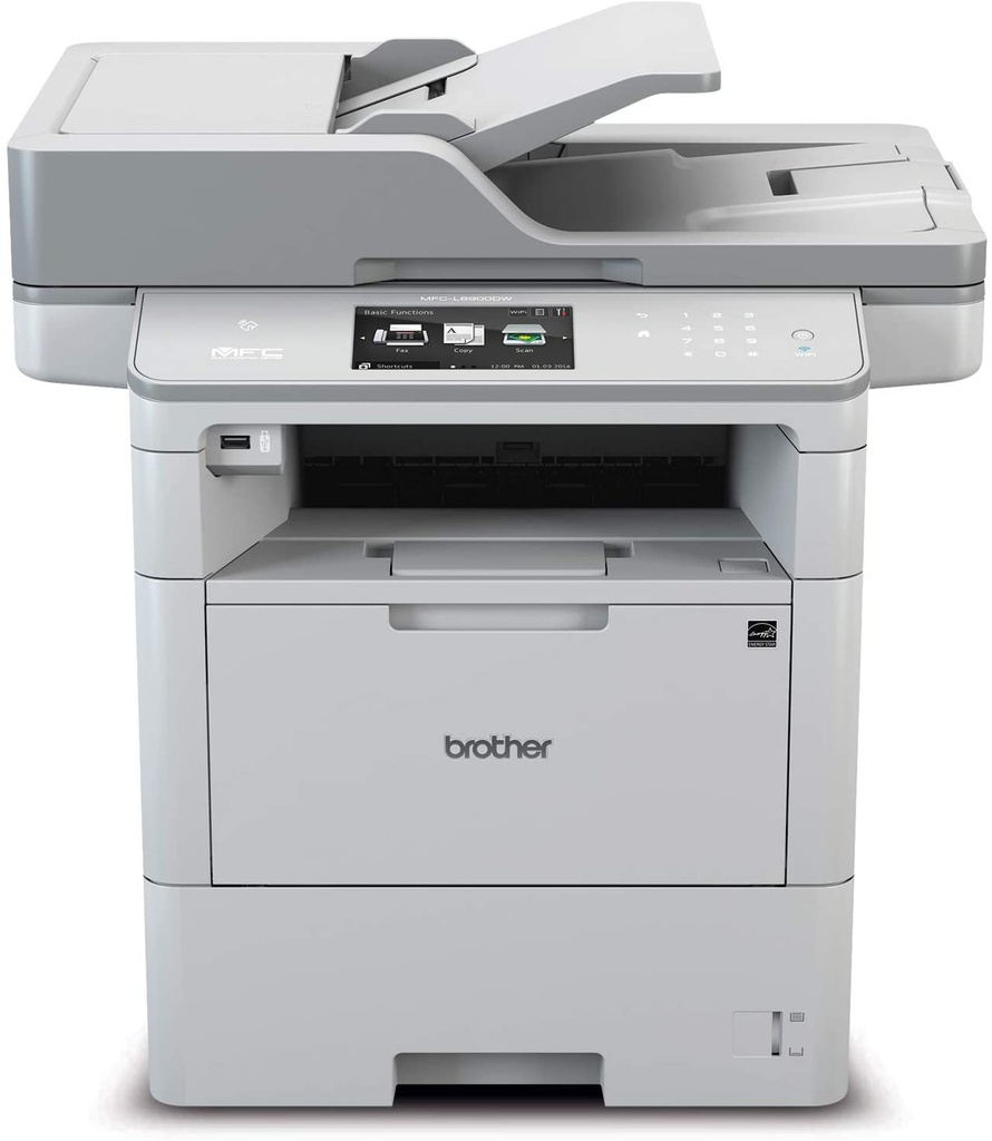 Brother MFC L6900DW All in One Laser Printer