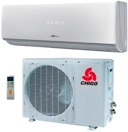 Chigo AC 1 Ton CS 35H3A V156 (Indoor Unit)