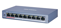 Hikvision 8 Port PoE Switch DS-3E0109P-E/M(B)