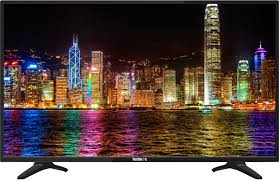 "Technos 32"" TV With Tempered Glass"
