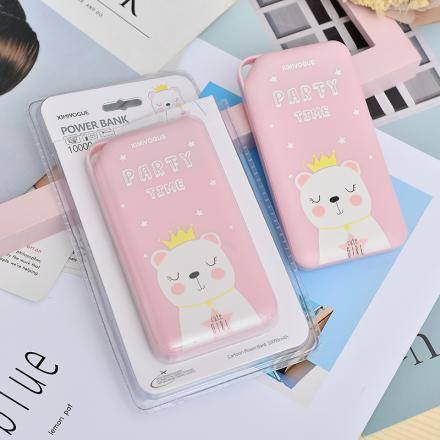 Cartoon Power Bank 10000mAh