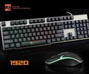 R8 Gaming Keyboard and Mouse Combo 1920