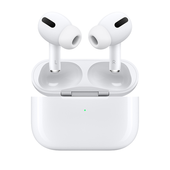 Apple AirPods Pro with Wireless Charging Case (MWP22ZA/A)