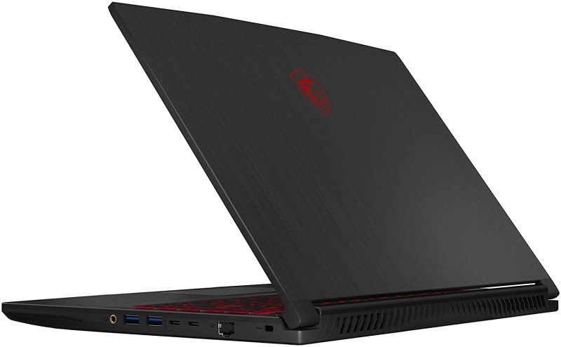 "MSI Gaming Laptop GF65 Thin 9SD i7/16gb/512gb SSD/6gb DDR6 GTX1660TI /9th/Win10/15.6""FHD"